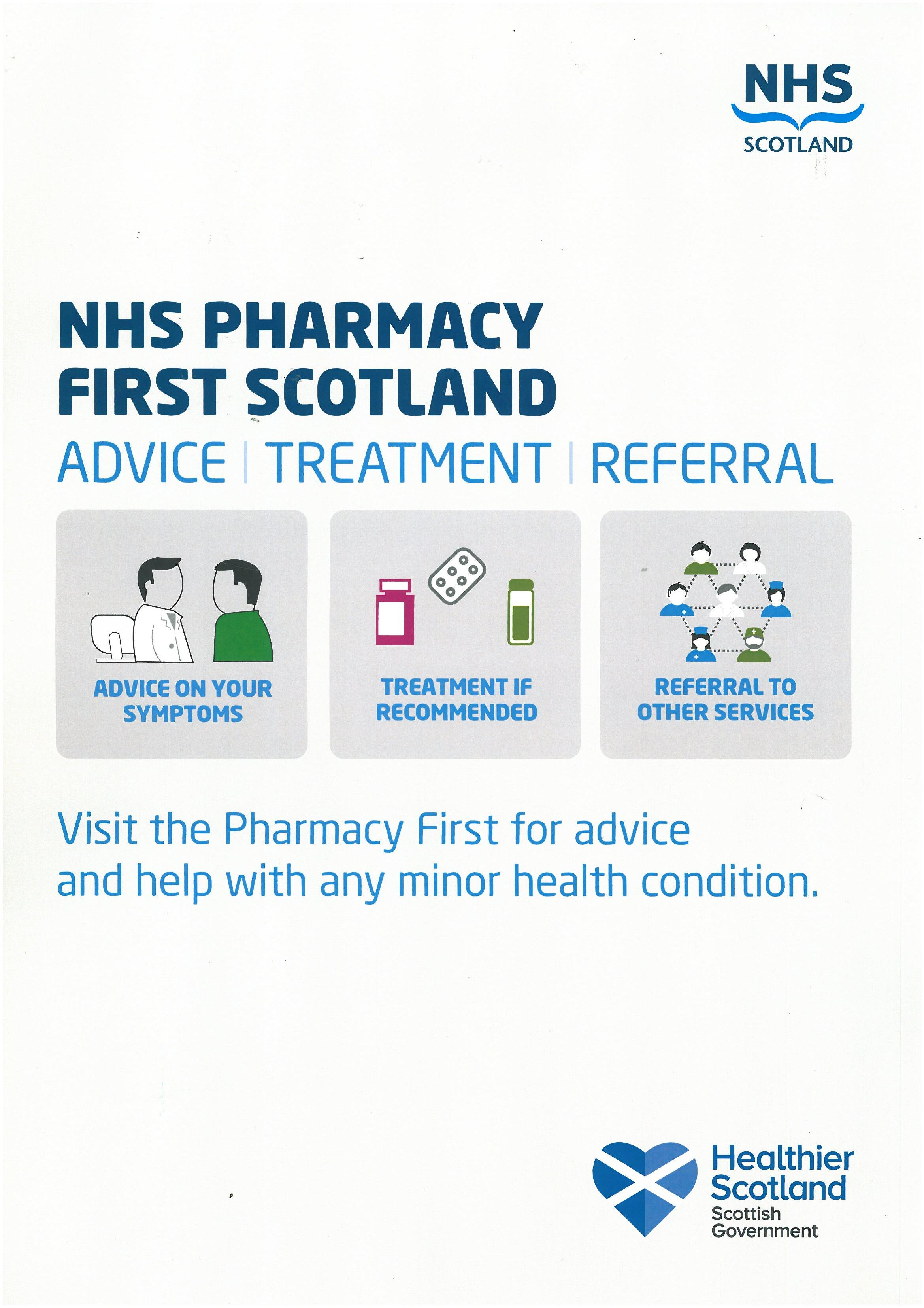 Pharmacy First Scotland
