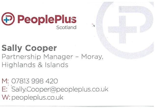 Local contact details People Plus